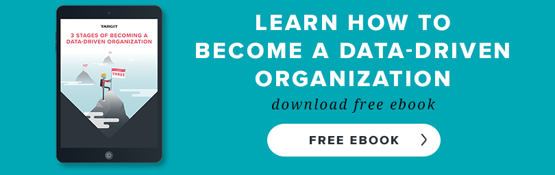 Data Driven Organization Ebook