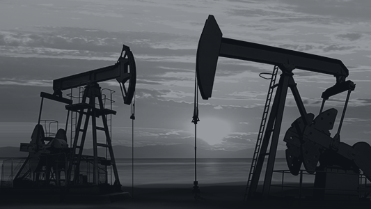 Oil and gas background industry
